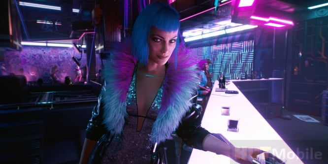 Cyberpunk 2077: Easter Egg to Witcher 3 hidden early in the game
