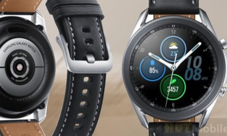 Galaxy Watch 3 design is here!