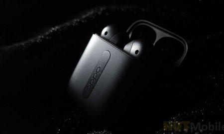 New Oppo wireless headphone design from Oppo!