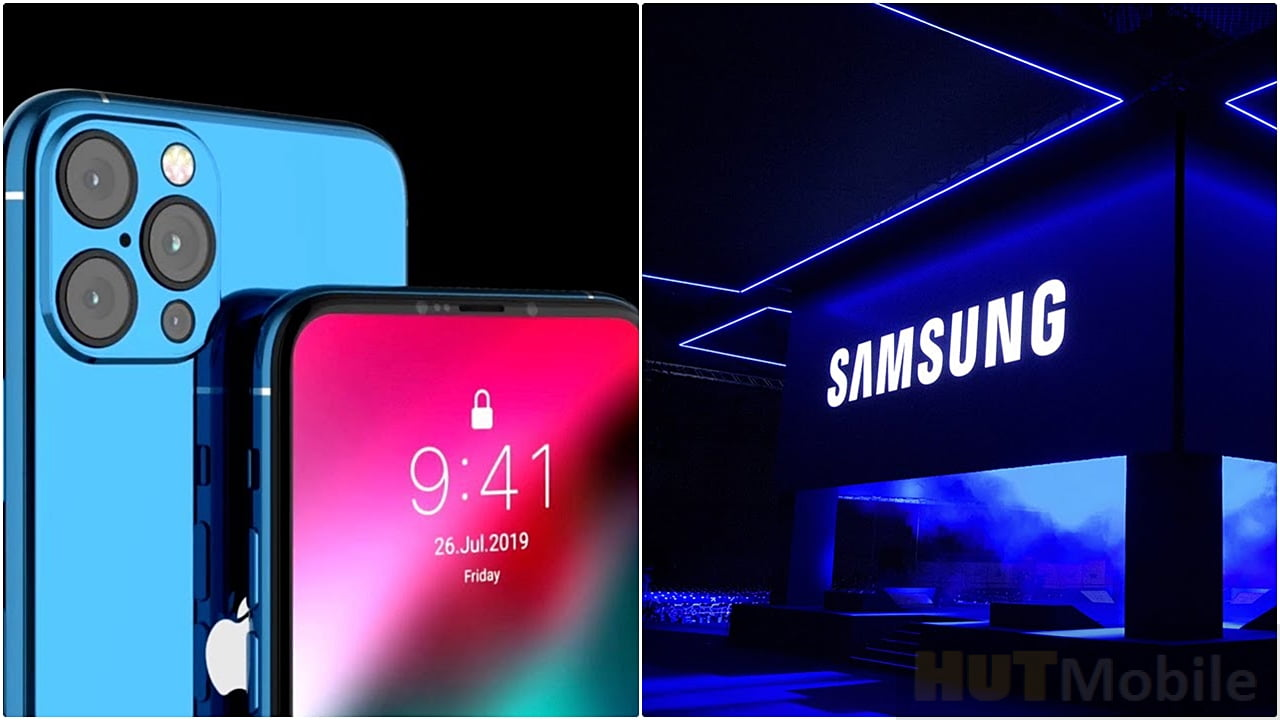 Samsung's decision to affect iPhone 12 screen