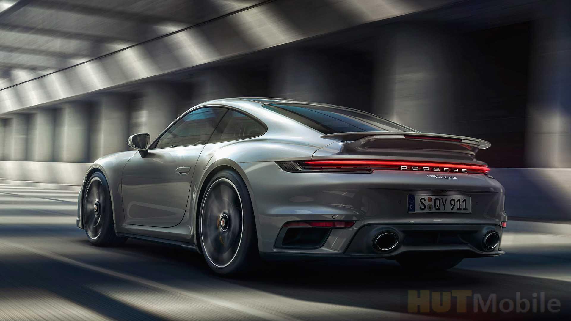 2021 Porsche 911 Turbo S Surpasses Its Rivals Hut Mobile