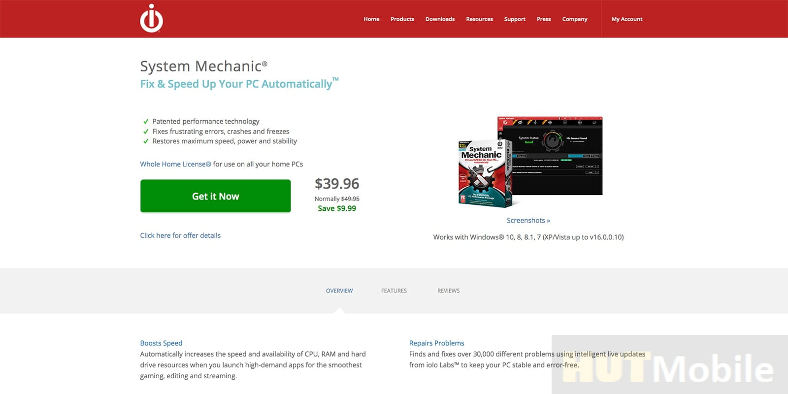 Iolo System Mechanic Pro Pc Software Free Download Hut Mobile