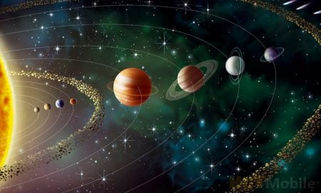 The Solar System experienced a rare event