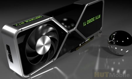 Nvidia Ampere: Render image of a suspected RTX 3080 Ti published on Reddit