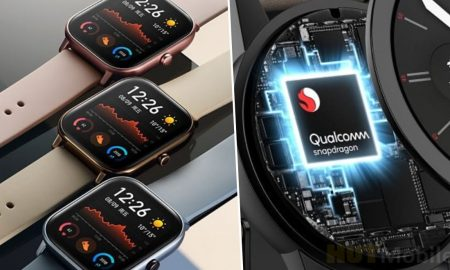 Snapdragon wear 4100: Wear 4100+ is introduced! Camera era in smart watches!
