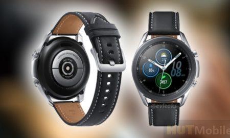 Galaxy Watch 3 on Samsung's website