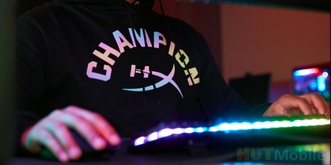 HyperX and Champion Athletic: RGB reflective gamer clothing announced
