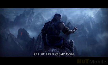 Korean version of Black Desert received a new class