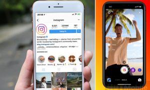 Instagram Reels feature is on the way Similar to TikTo