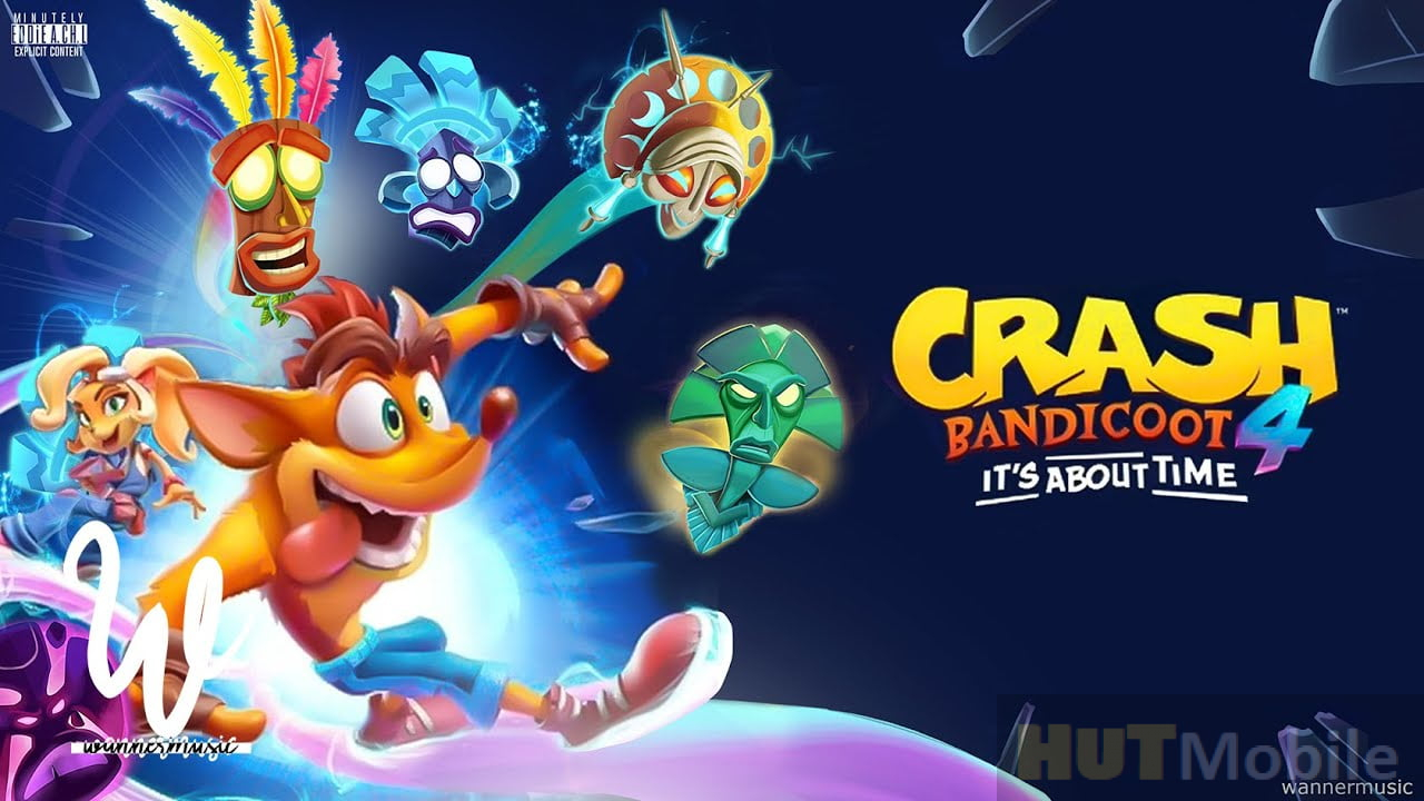 Crash Bandicoot 4 Its About Time Download For Free On PC New Game