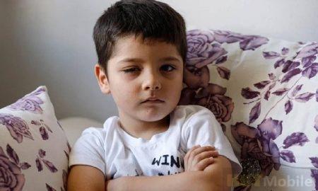 The TikTok stream has struck a five-year-old boy! tiktok platform