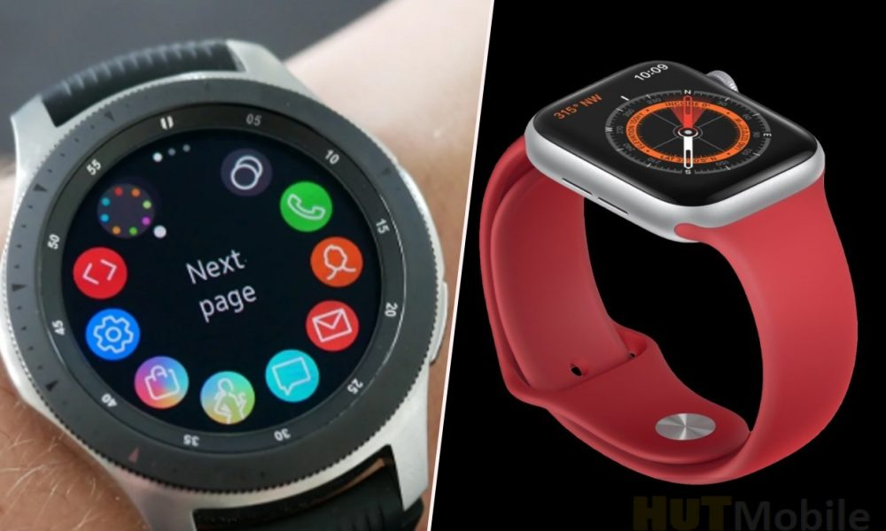 Apple Watch feature comes with Galaxy Watch 3 Apple Watch feature for Galaxy Watch 3