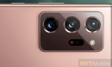 Galaxy Note 20 Ultra camera features leaked!