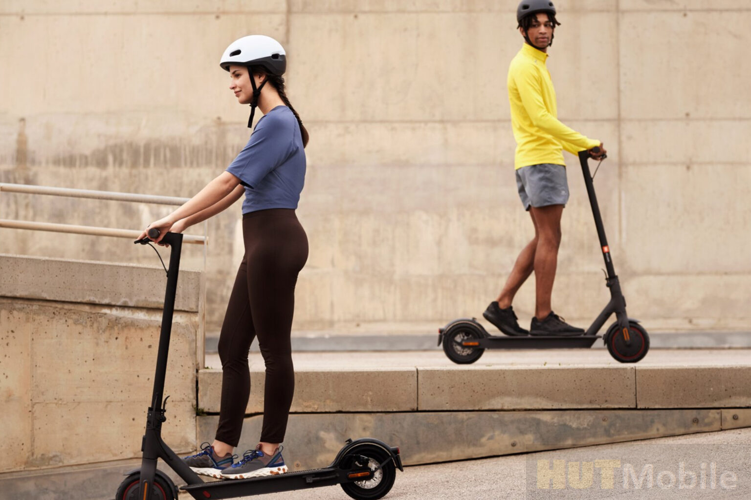 Xiaomi Mi Electric Scooter 1S and Pro 2 introduced