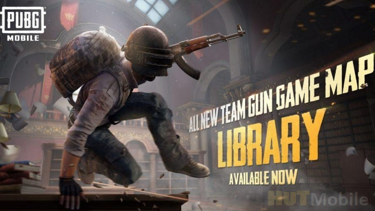 Pubg mobile library map: Fight behind closed doors in PUBG Mobile