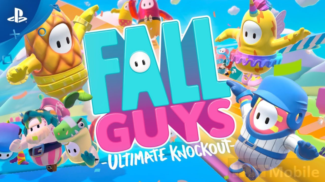 Fall Guys: Ultimate Knockout Playstore Android Download
