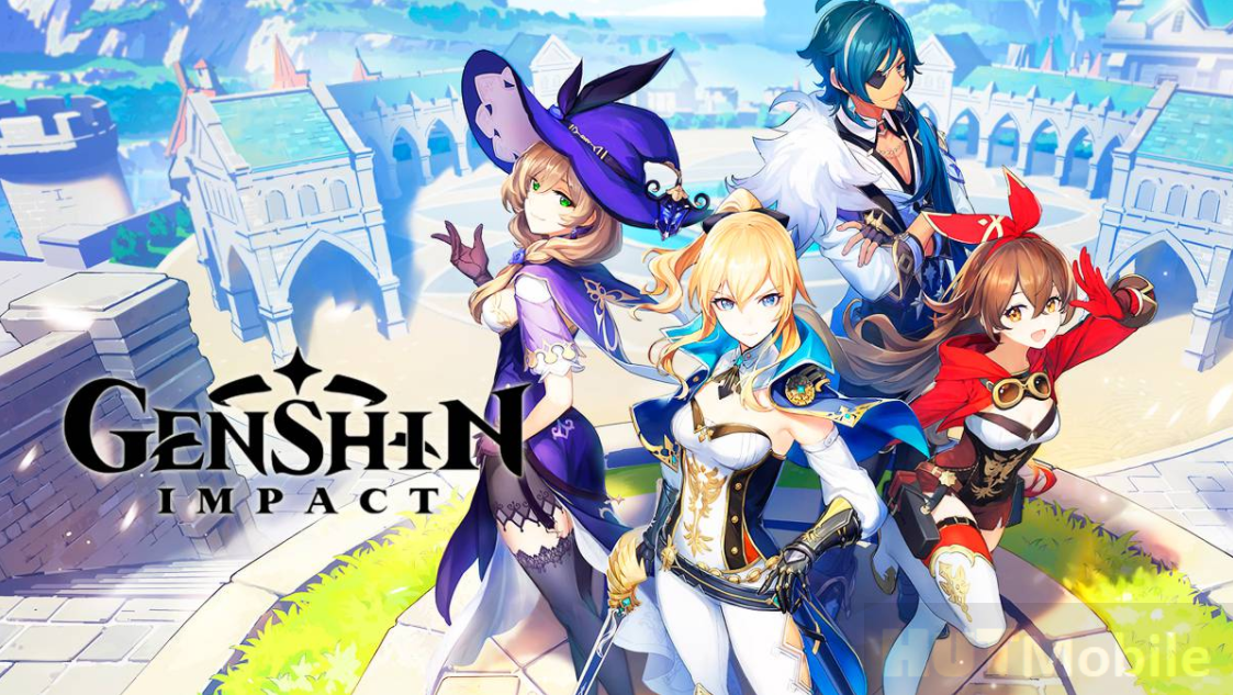 Download Genshin Impact Android Apk Full Data Hut Mobile