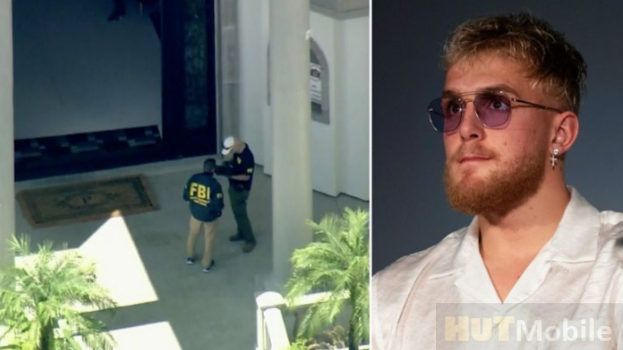 Famous YouTuber Jake Paul house was raided by the FBI!