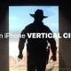 Vertical cinema shot on iPhone The Sunt Double released Released a new vertical motion picture shot with iPhone