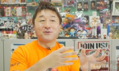 Street Fighter boss Yoshinori Ono is leaving Capcom after almost 30 years