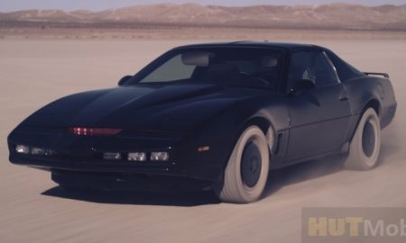Knight Rider A man and his car will soon be fighting injustice in the cinema