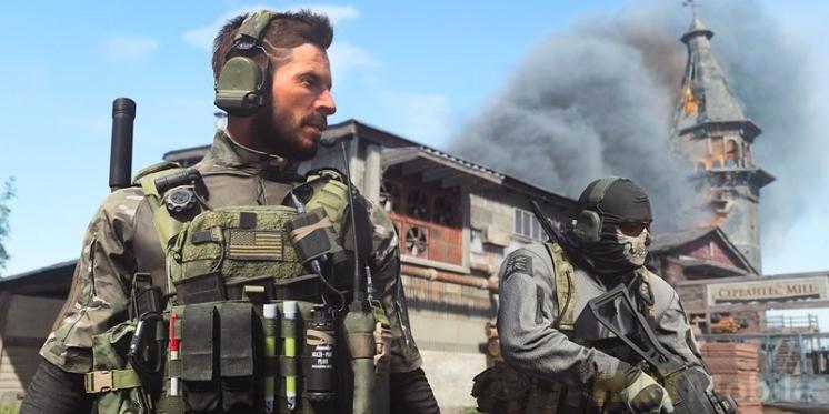 Call Of Duty Modern Warfare Warzone Activation Of Season 5