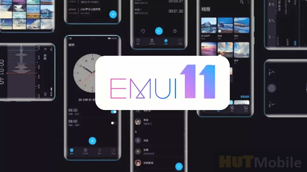 EMUI updates for Huawei Mate 40 series 2 different EMUI updates for Huawei Mate 40 series
