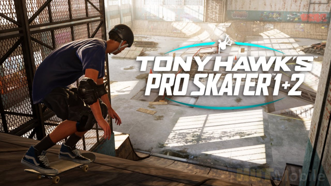 Download Tony Hawk's Pro Skater 1 + 2 iPhone ios Mobile Edition Full Game