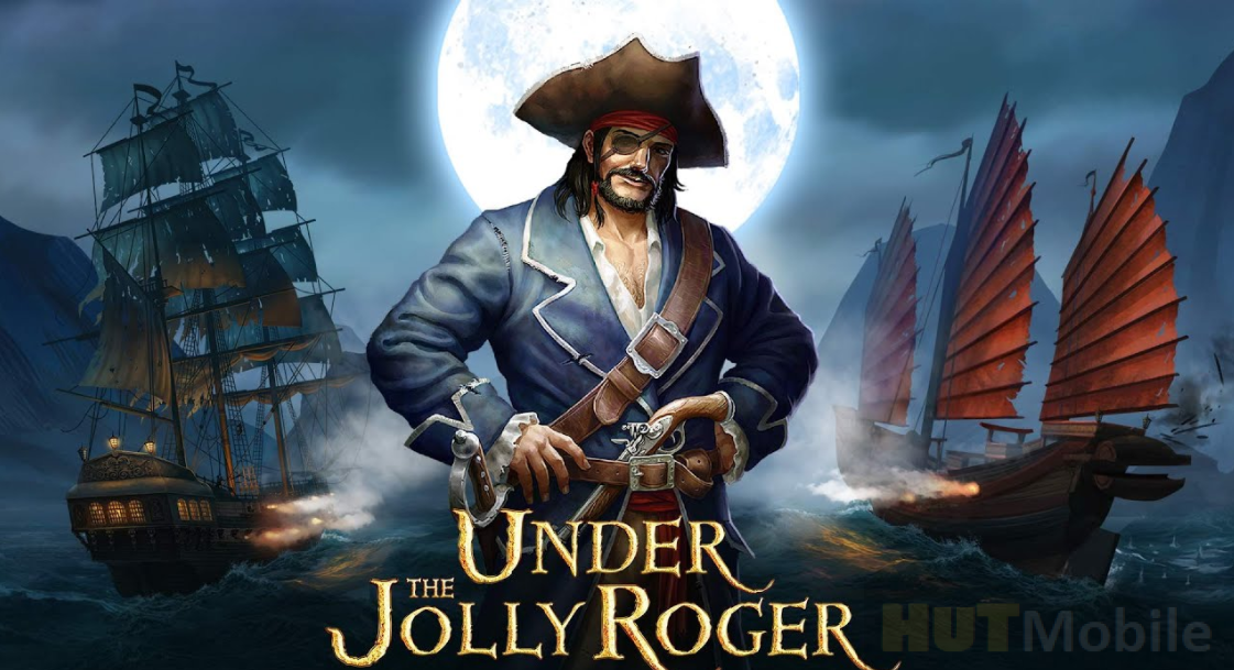 Under the jolly roger iPhone ios Mobile Version Full Game Setup Free Download