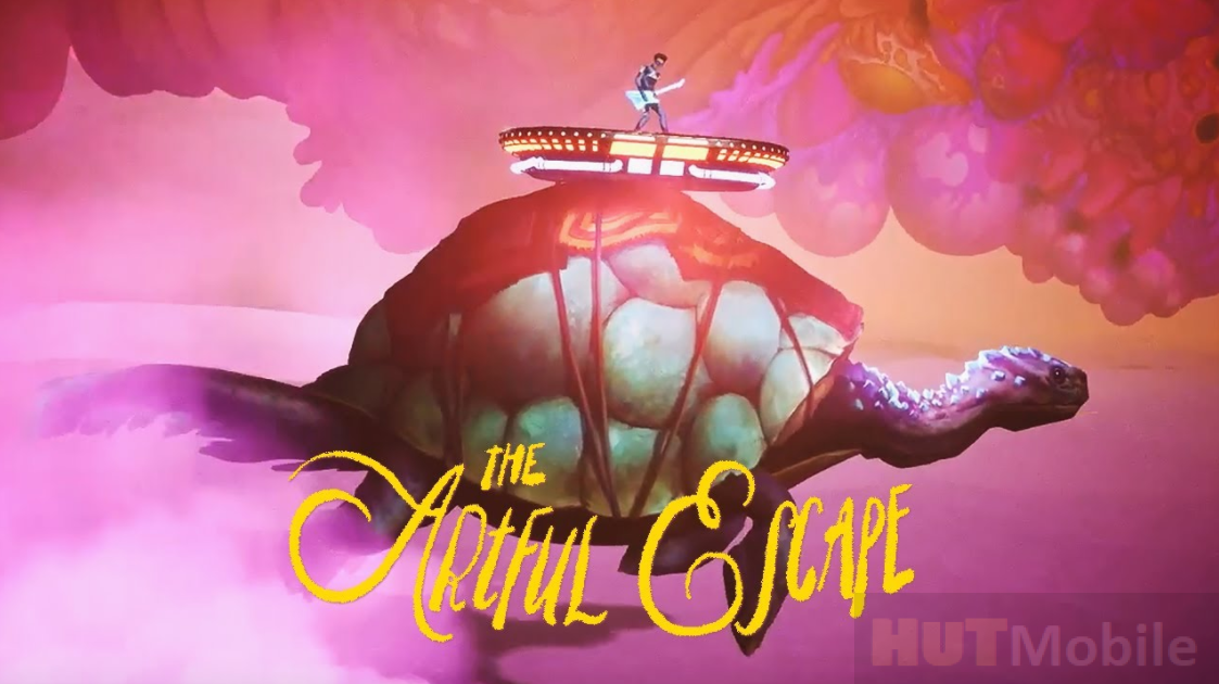 The Artful Escape iPhone ios Mobile Version Full Game Setup Free Download