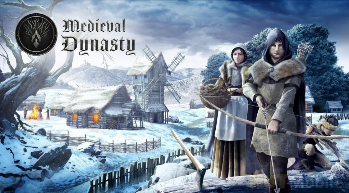 Download Medieval Dynasty iPhone ios Mobile macOS Game Full Latest Edition