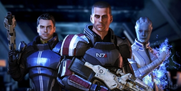 Mass Effect Trilogy Reference to Remastered Edition surfaced also for the Switch