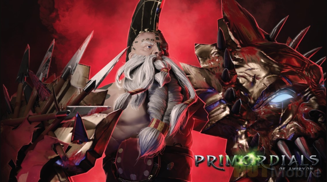 Primordials Of Amyrion iPhone ios Mobile macOS Version Full Game Setup Free Download
