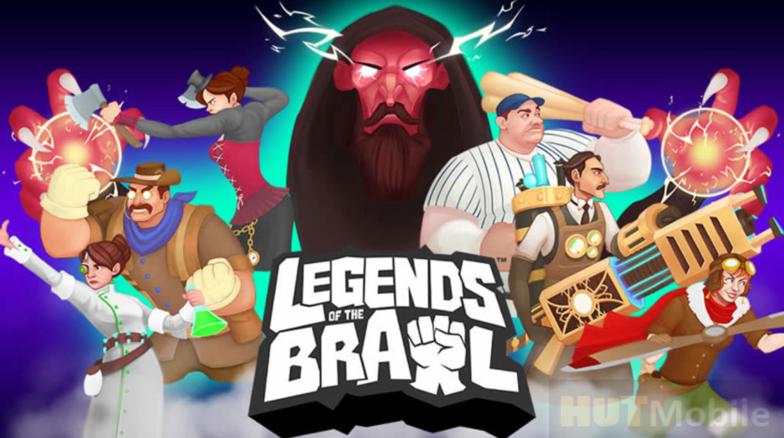 Legends of the Brawl iPhone ios Mobile macOS Version Full Game Setup Free Download