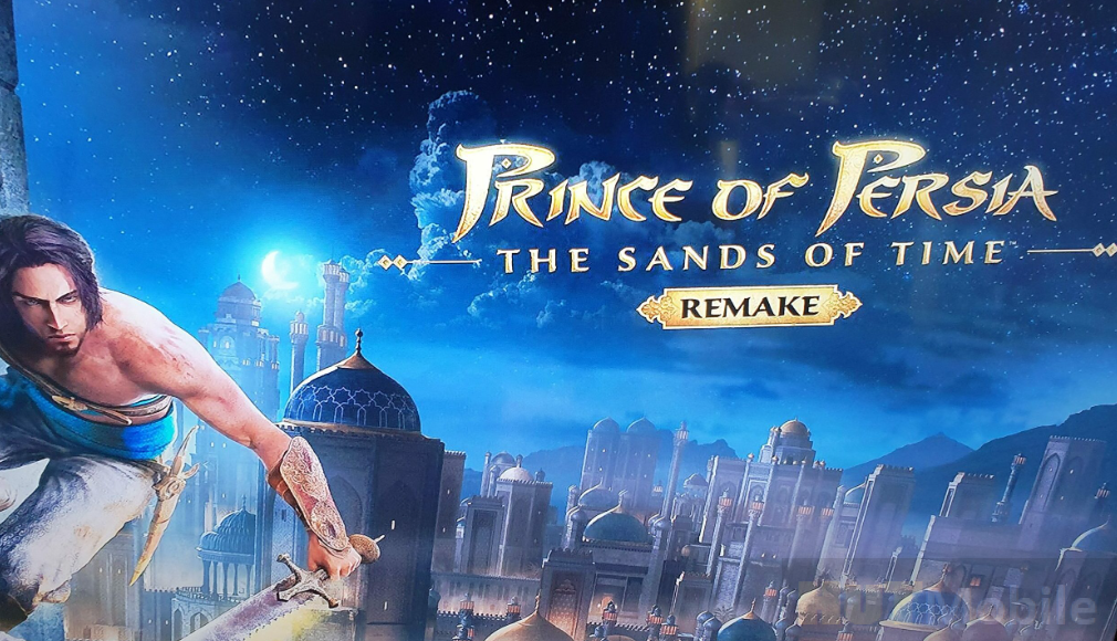 Prince of Persia The Sands of Time Remake iPhone ios Mobile Version Full Game Setup Free Download