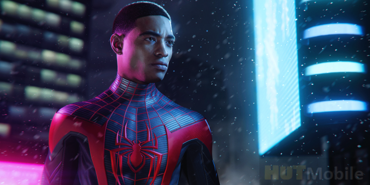 Spider Man Miles Morales and Horizon Forbidden West are also coming to PS4