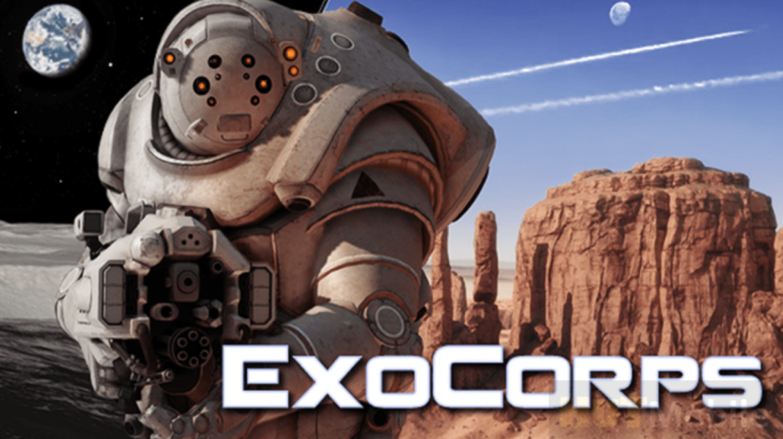 ExoCorps iPhone ios Mobile Version Full Game Setup Free Download