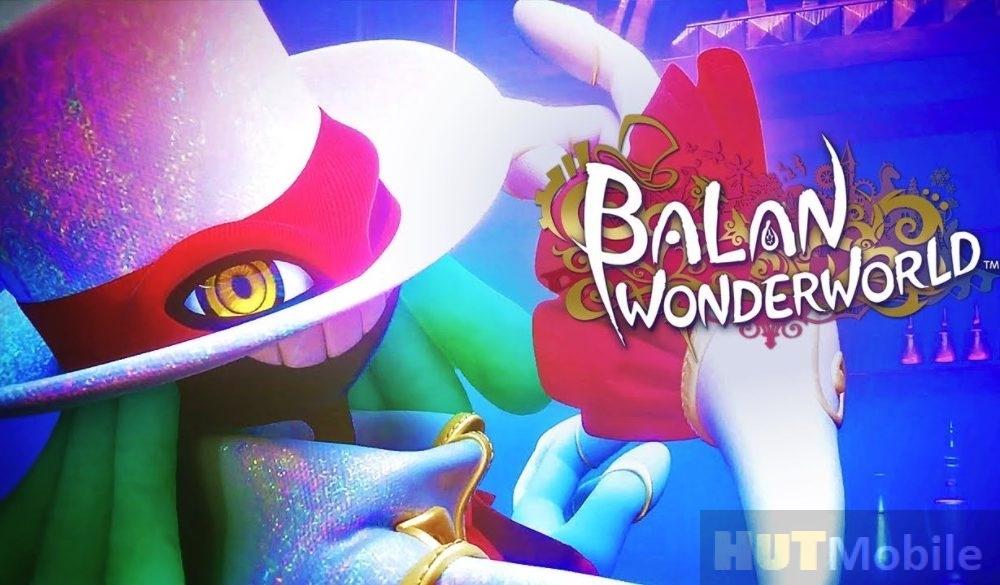 Balan Wonderworld iPhone ios Mobile macOS Version Full Game Setup Free Download