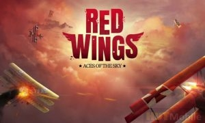 Red Wings Aces of the Sky Download iPhone ios Mobile macOS Version Free
