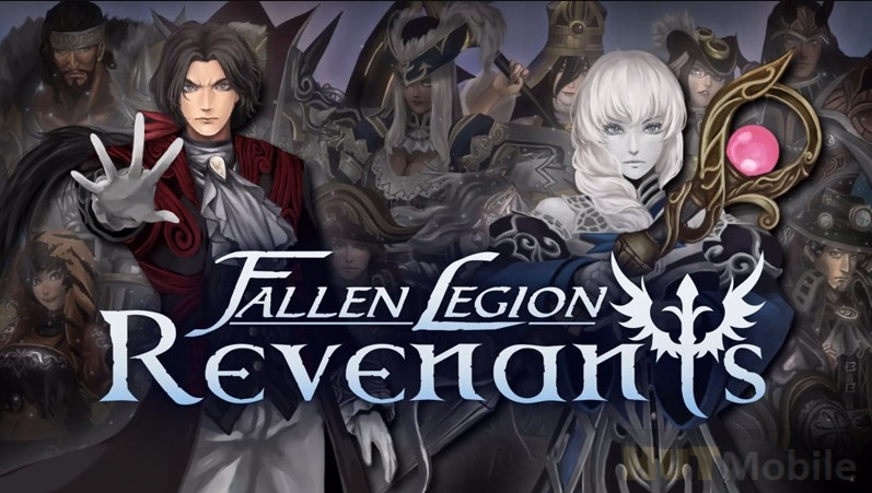 Fallen legion revenants iPhone ios Mobile macOS Version Full Game Setup Free Download