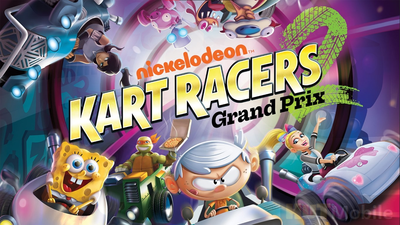 Nickelodeon Kart Racers 2 Grand Prix Nintendo Switch Version Full Game Setup Free Download