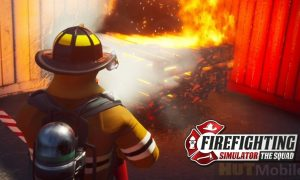 Firefighting Simulator The Squad iPhone ios full version game free download