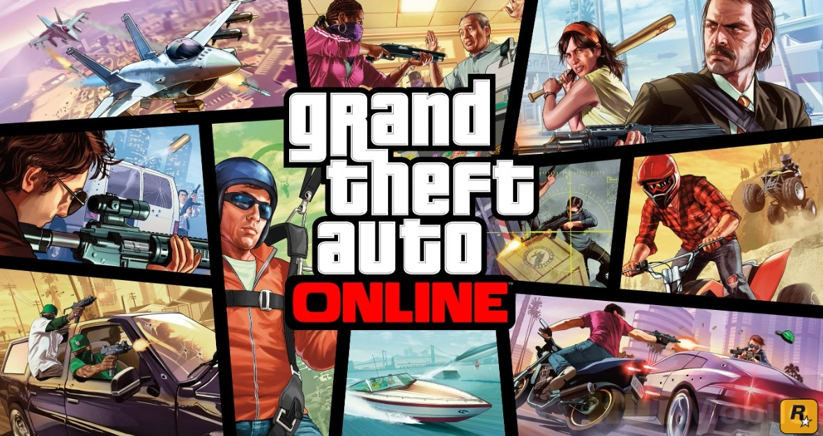 Grand Theft Auto Online Latest Mod Game 2020