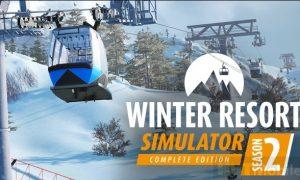 Winter Resort Simulator Season 2 Best Working Mod Full Data Version Pack Download 2020