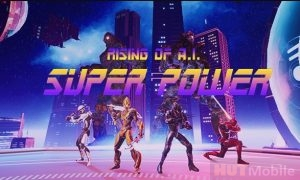 Super Power Rising of AI iPhone ios Mobile Version Full Game Download