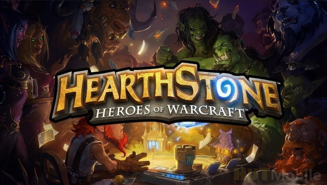 Hearthstone Heroes of Warcraft 18.6.63160 iPhone ios Mobile Version Full Game Free Download