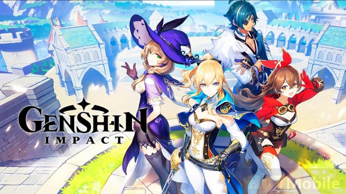 Genshin Impact update 1.2 Full Version Game Free Download