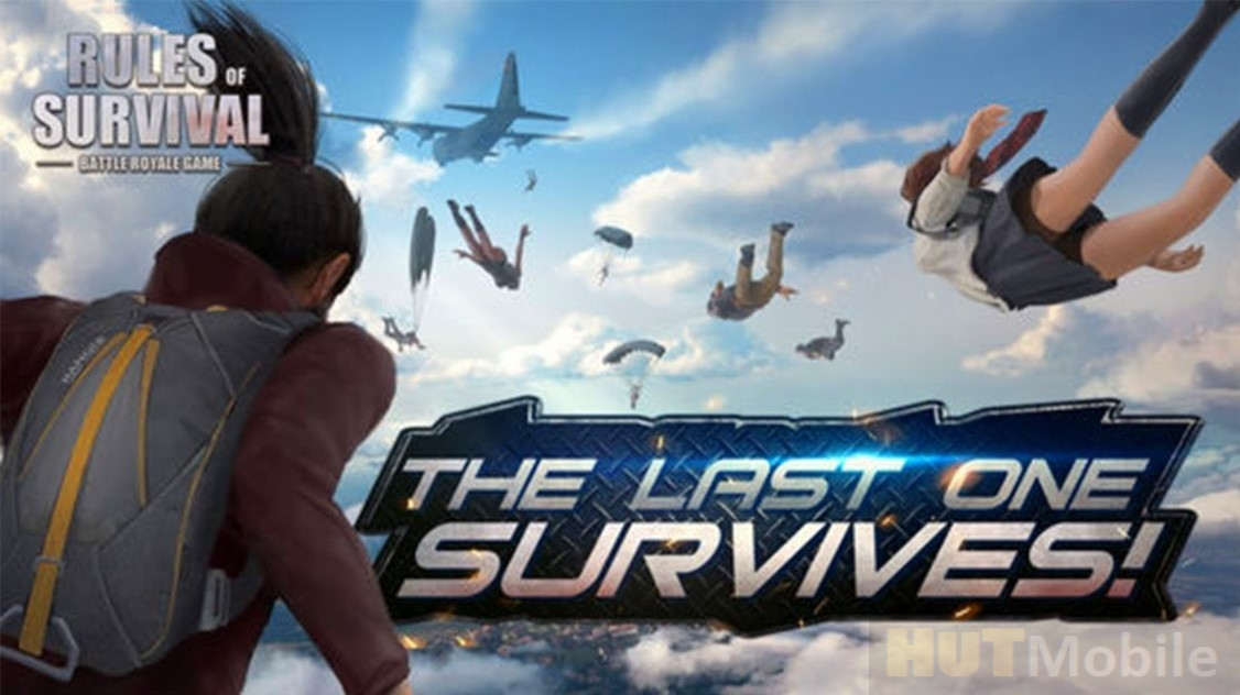 Rules of Survival 3rd ROSversary Rewards Mod Apk Android WORKING Mod Download 2020