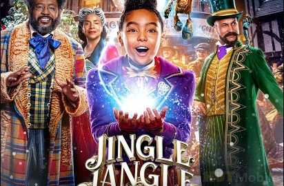 JINGLE JANGLE: A CHRISTMAS JOURNEY Movie Download In HD Print Free Download