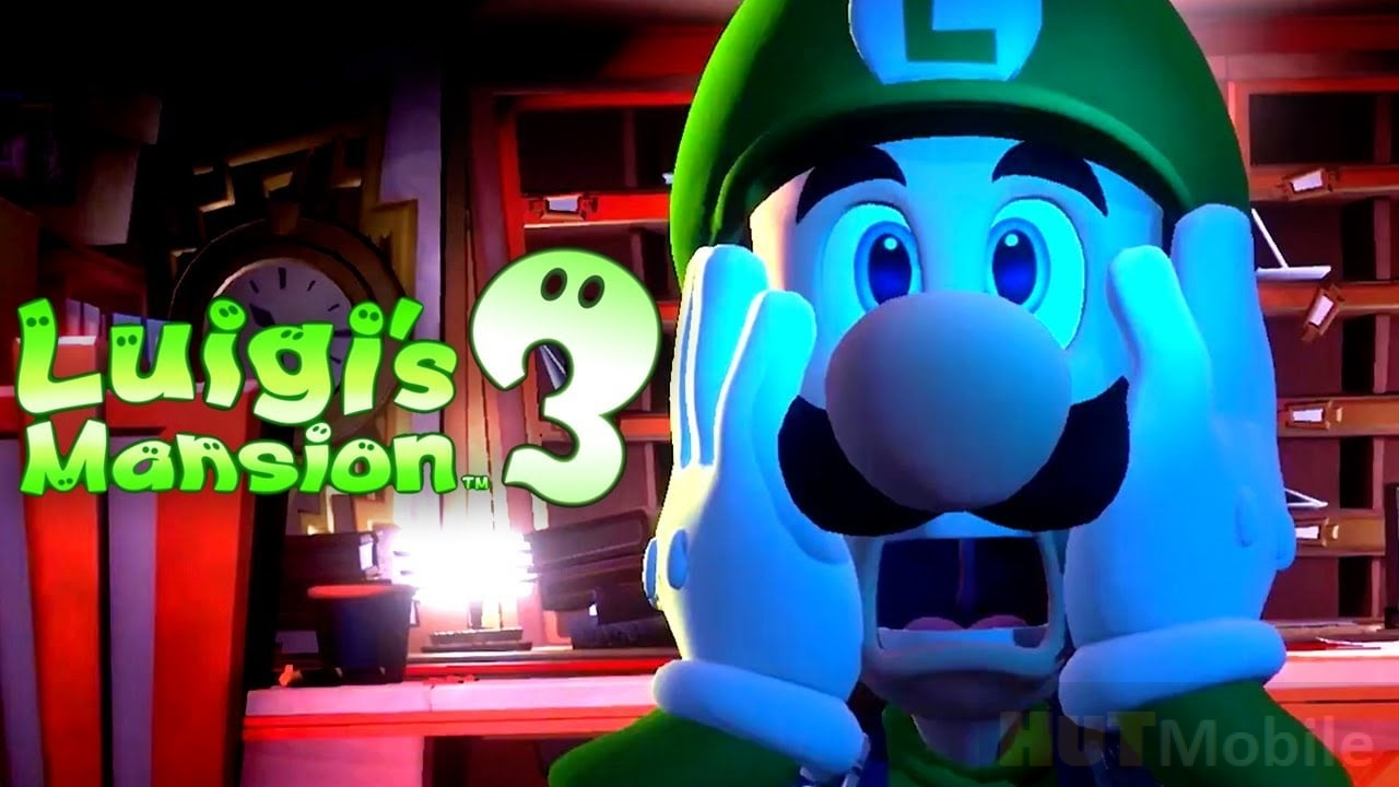 Luigis Mansion Download Full Version Game Hut Mobile